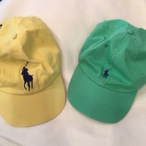 Bundle Ralph Lauren Caps